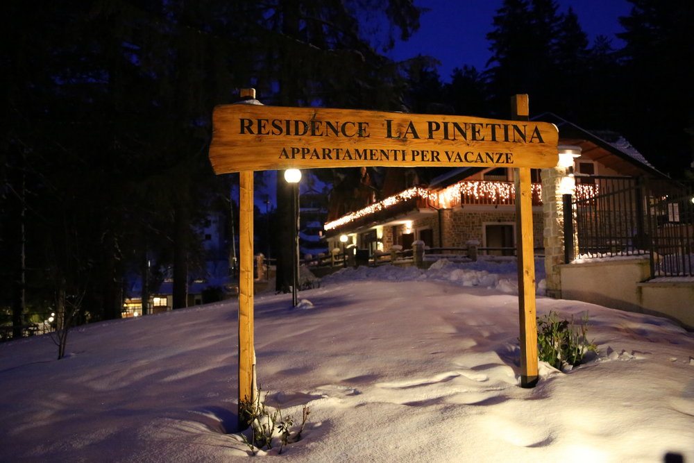 La Pinetina, sentirsi a casa a Ovindoli