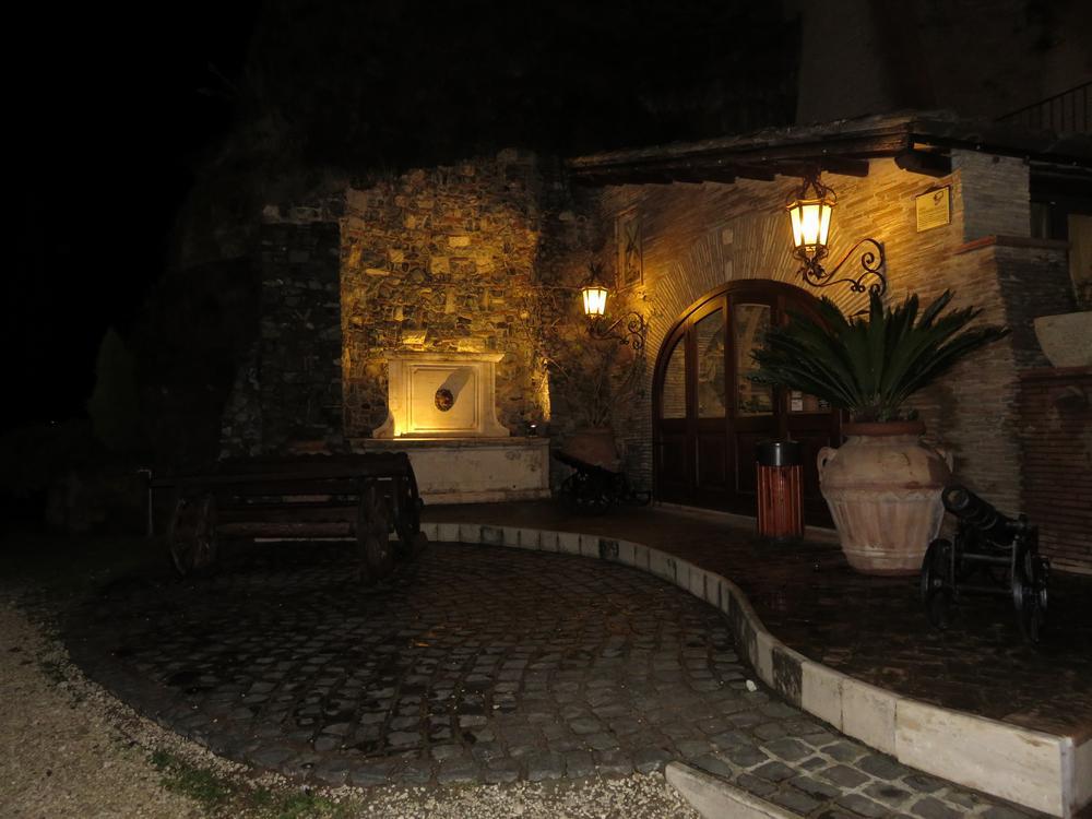 Relais Castrum Boccea, il romanticismo in una dimora storica