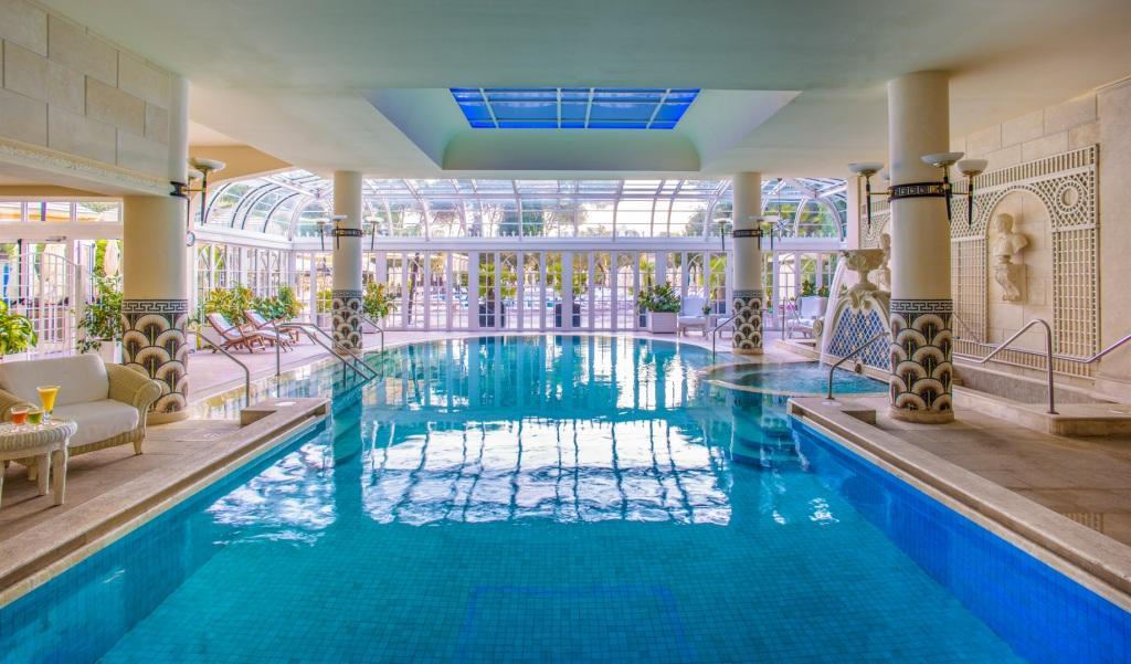 La Cabana, il nuovo servizio dell'Hotel Rome Cavalieri