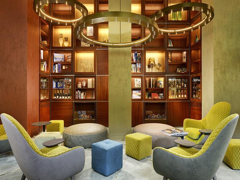 Enterprise Hotel, un boutique hotel a Milano