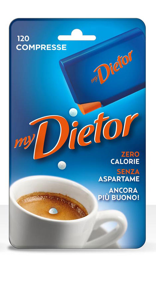 MyDietor, il dolcificante più amato dagli italiani