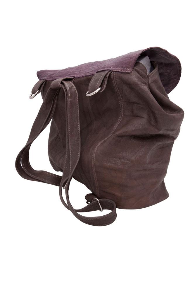 Artigianino, Alma come avere due borse in una