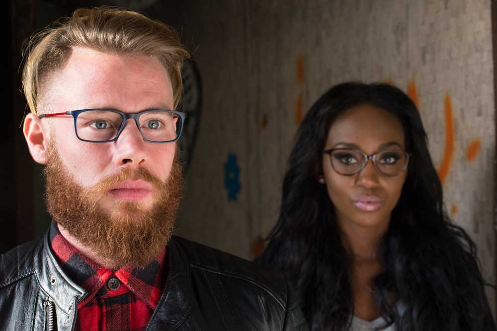H1N1 Eyewear, occhiali all'avanguardia