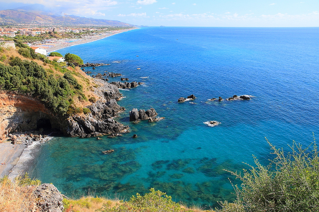 Calabria, uno dei 52 posti da visitare secondo il New York Times