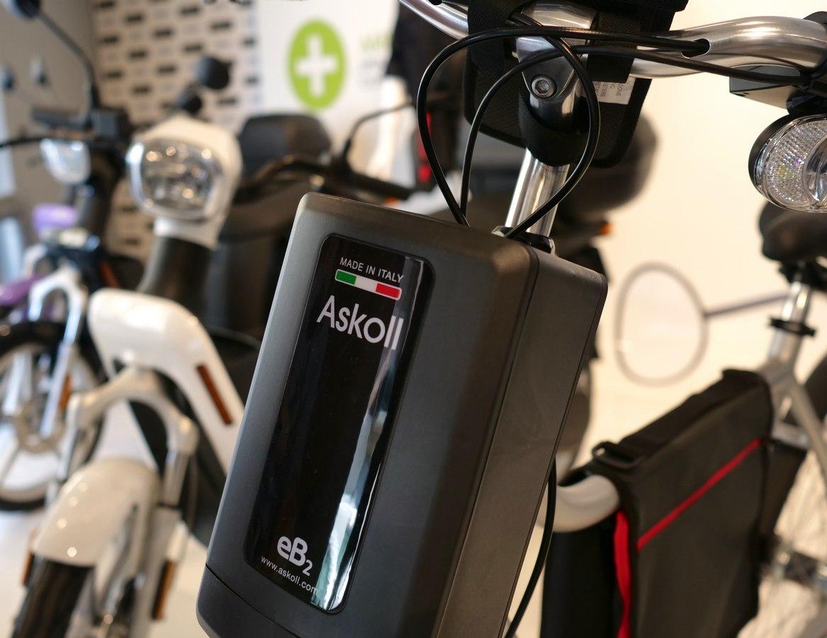 Askoll eS2, lo scooter eco-chic