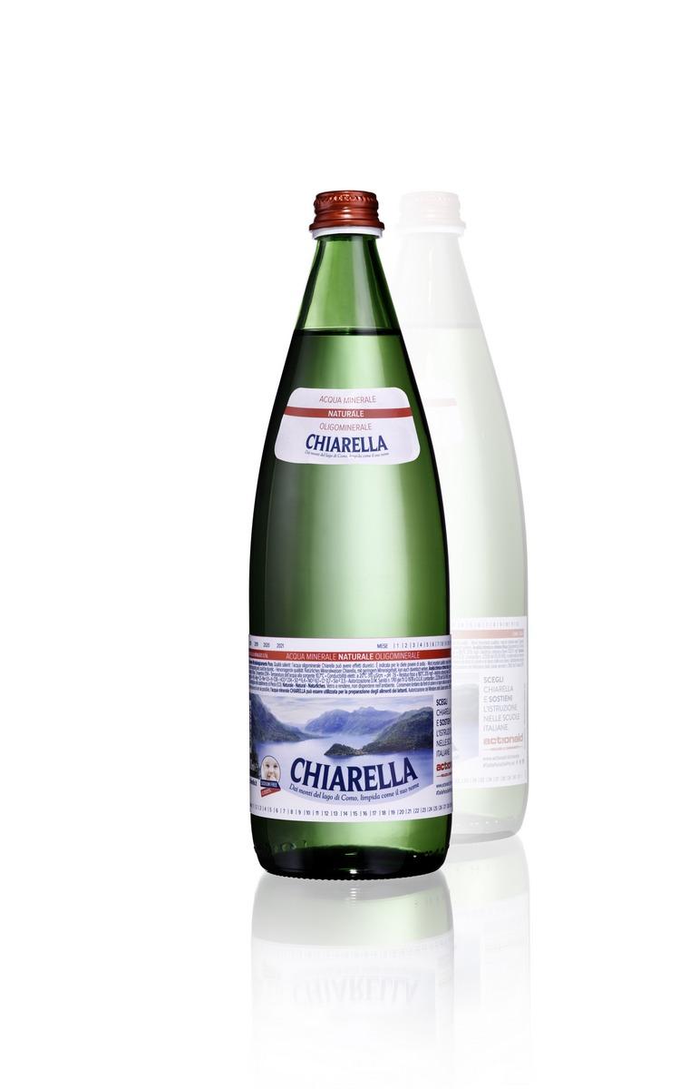 Chiarella, l'acqua ricca di sali minerali che nasce sulle montagne comasche