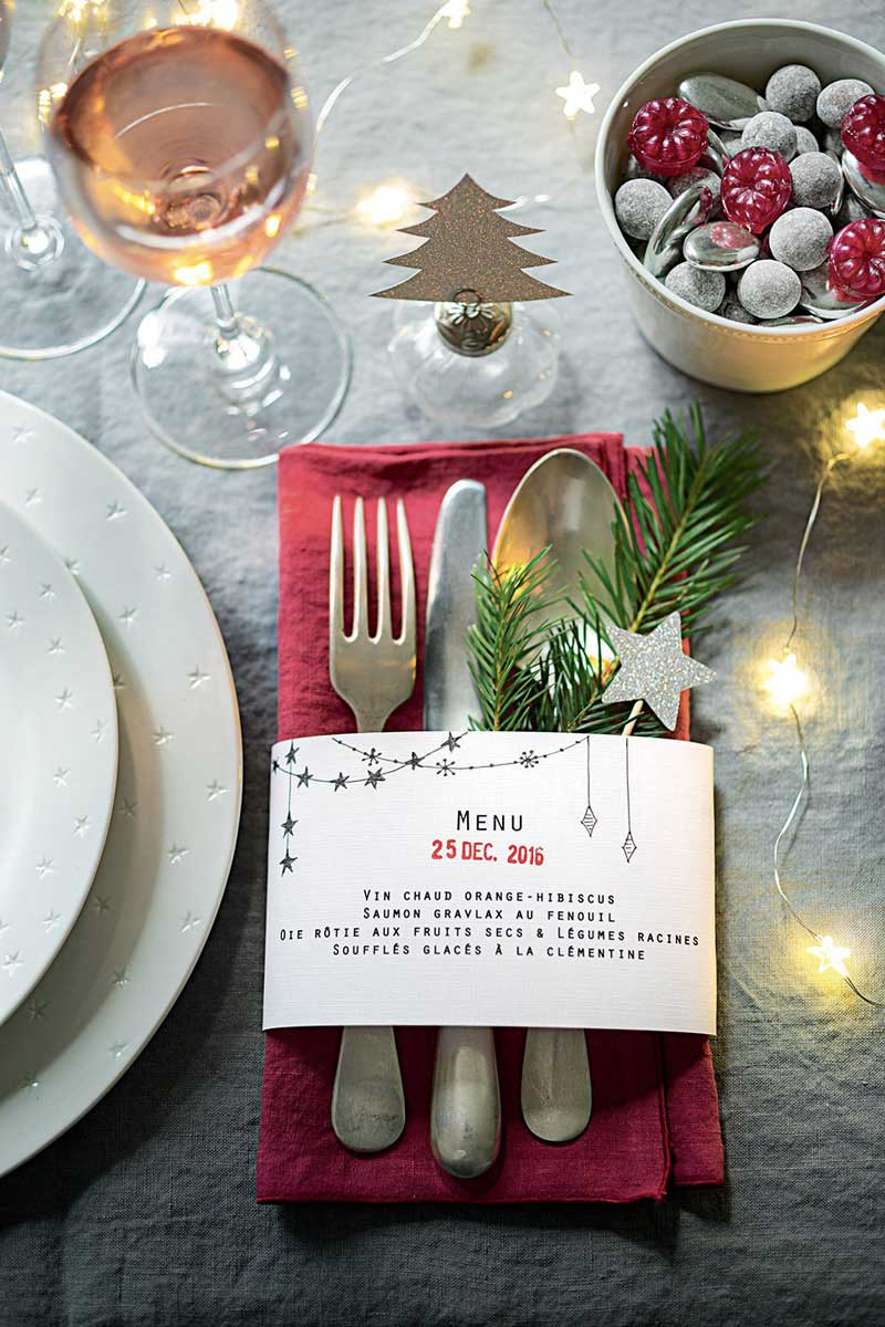 Tante idee per una tavola di Natale perfetta