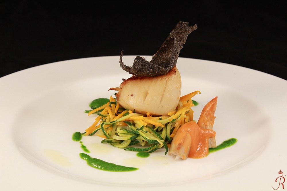 Rosa Salva: Antica tradizione veneziana di alta cucina per catering e banqueting
