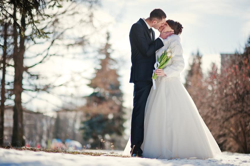 Il mio matrimonio? Lo sogno in inverno con un'atmosfera magica