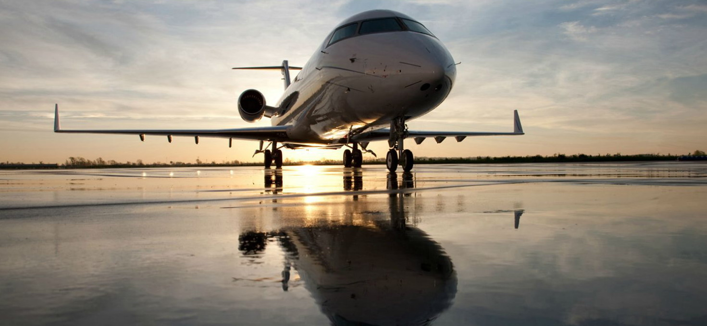 Un jet privato per visitare Cannes