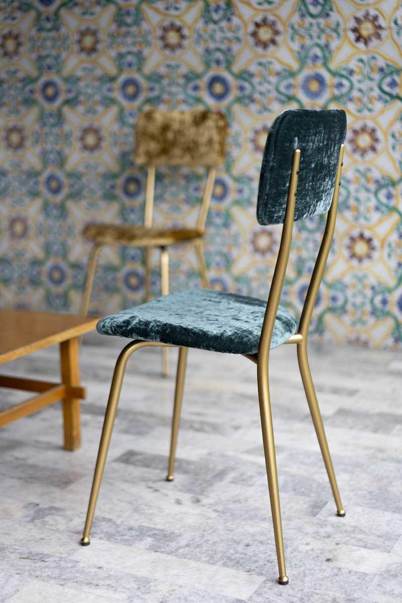 Lalabonbon,  lo charm delle sedie vintage riviste in chiave contemporanea