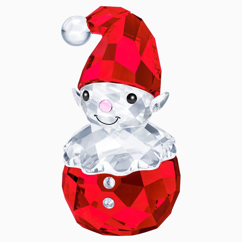 Decorazioni di Natale eleganti e di design con Swarovski