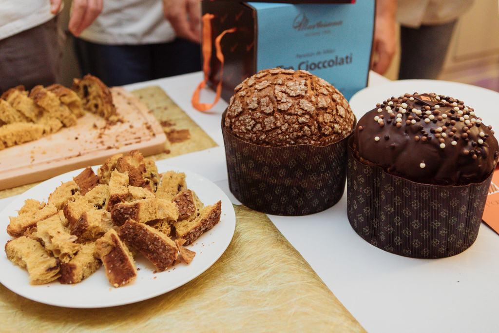 Martesana, la storica pasticceria milanese sforna panettoni artigianali