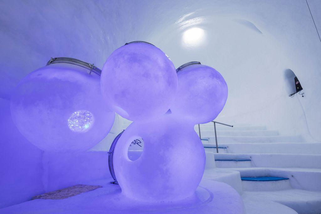 Ice Music Festival, concerti in paradiso a 2.600 metri di altezza