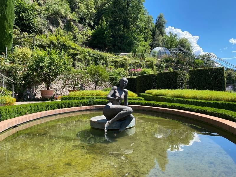 Risveglio sensoriale nei Giardini di Castel Trauttmansdorff