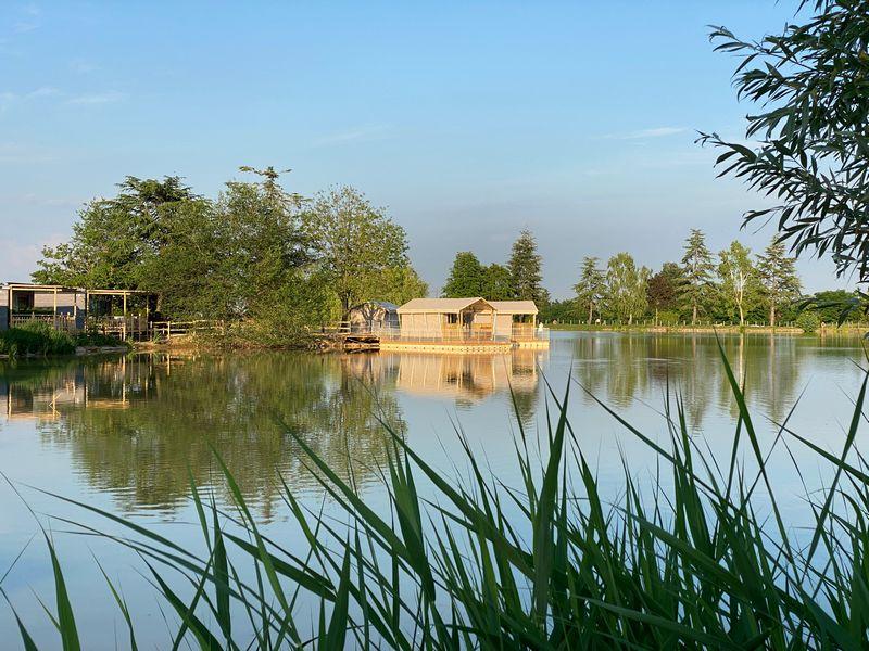 Lake Eyasi Resort, il primo glamping in un bioparco